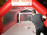 radar hockey