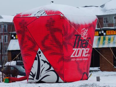 Fabrication sur mesure de jeux et structures gonflables et non gonflables partout au Québec