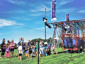 Location jeux et structures gonflables et non-gonflables Proludik pour votre festival ou événement partout au Québec