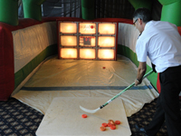 location hockey cible precision