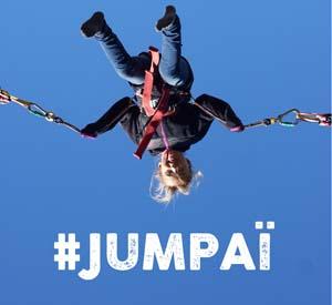 Jumpai- bungee acrobatique